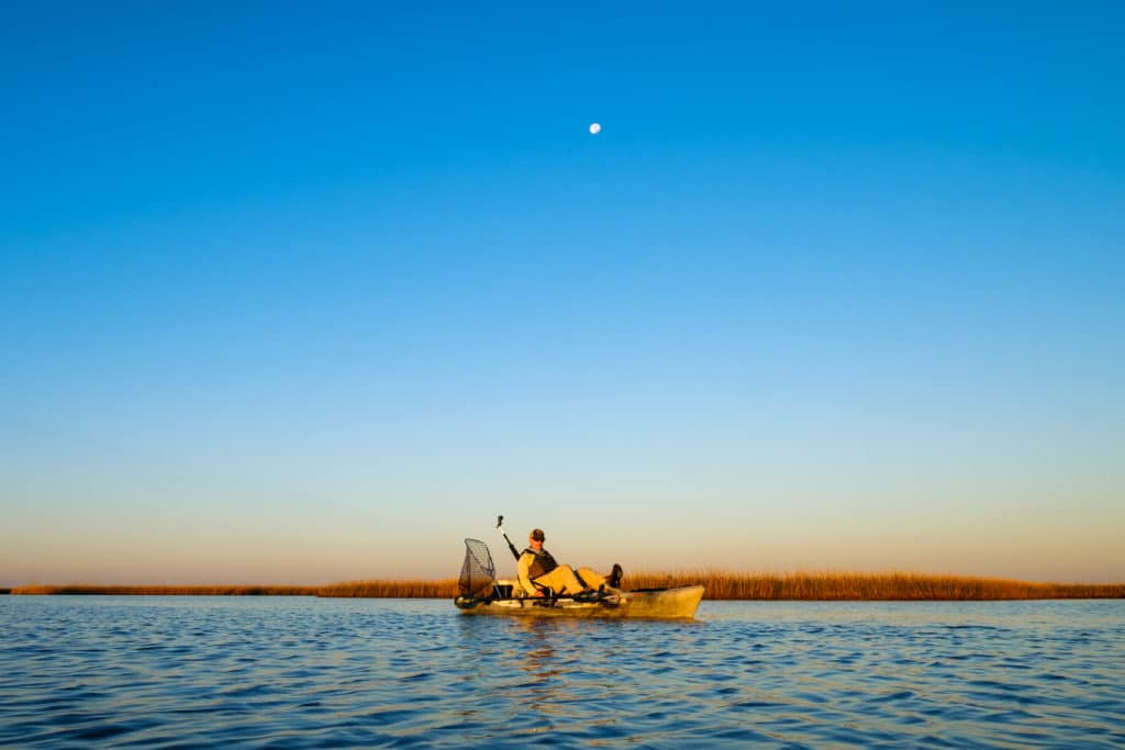 Pro Photo tips for kayak anglers