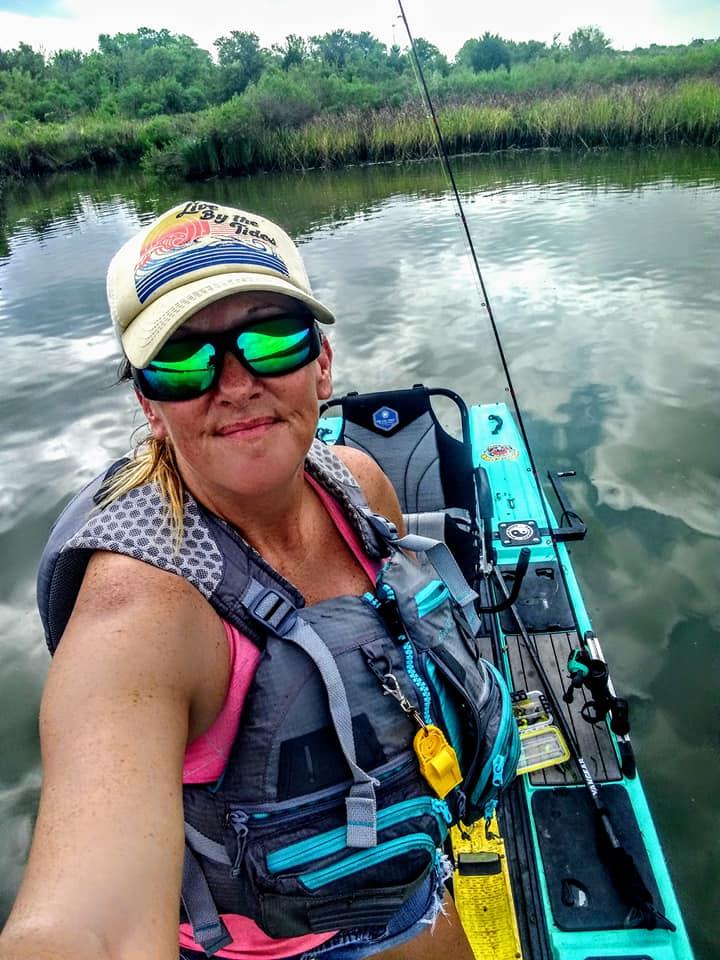 Kayak Fishing Port Arthur