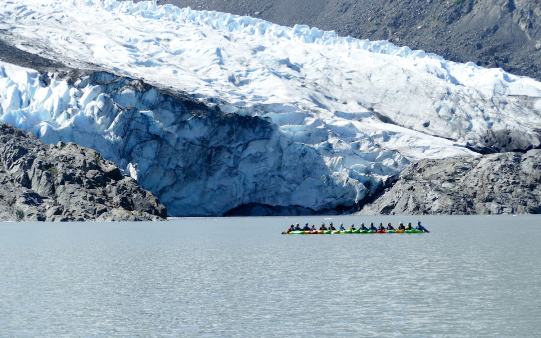Alaska is a Kayakers Paradise