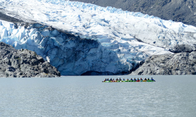 Alaska is a Kayakers Paradise