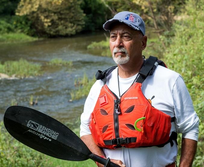 Try Kayak Fishing