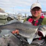 Kayak Bass Fishing with Sam Baxter