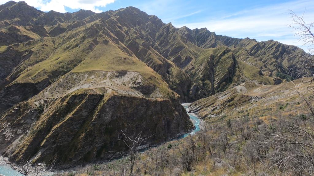 Shotover River, New Zealand