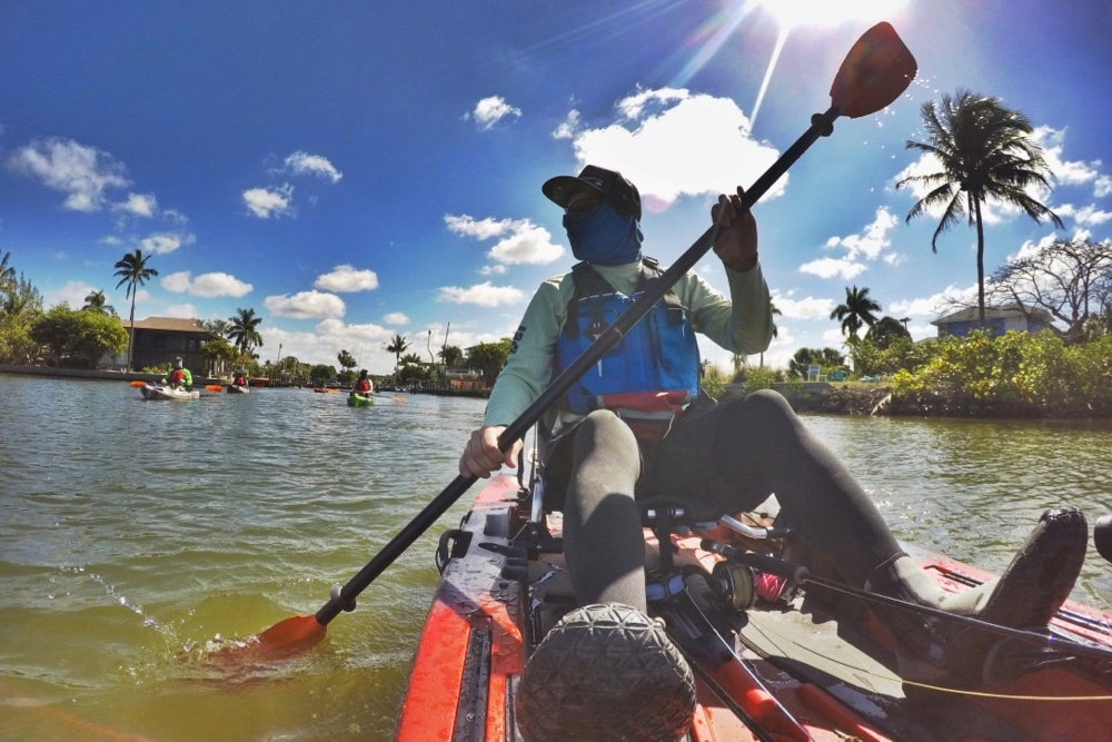 Tips on Having a Great Kayak Fishing Holiday in Southwest Florida