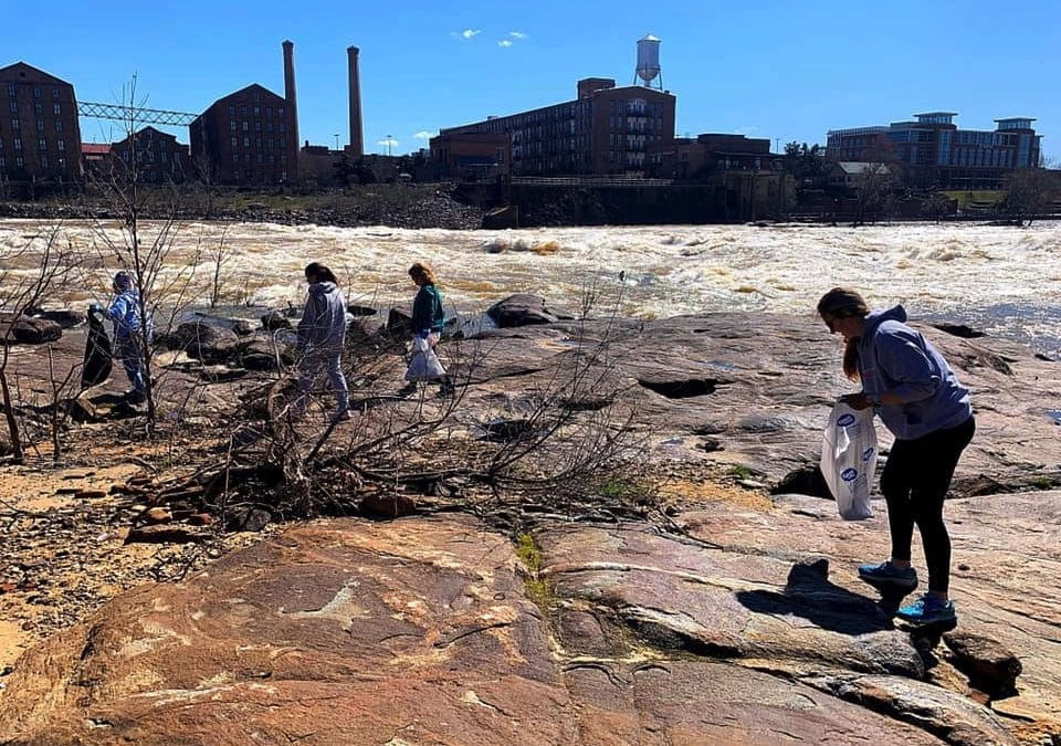 Chattahoochee Riverside Cleanup | A Hunt For Treasure