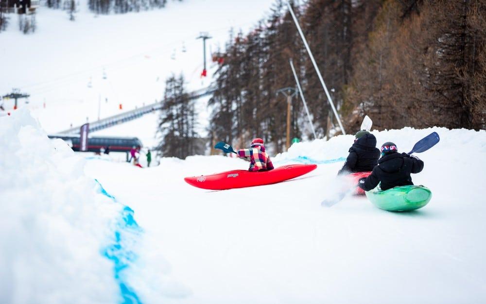 | Winter Outdoormix SnowKayak 2020