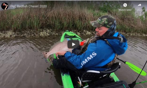 PAC Redfish Chasin' 2020