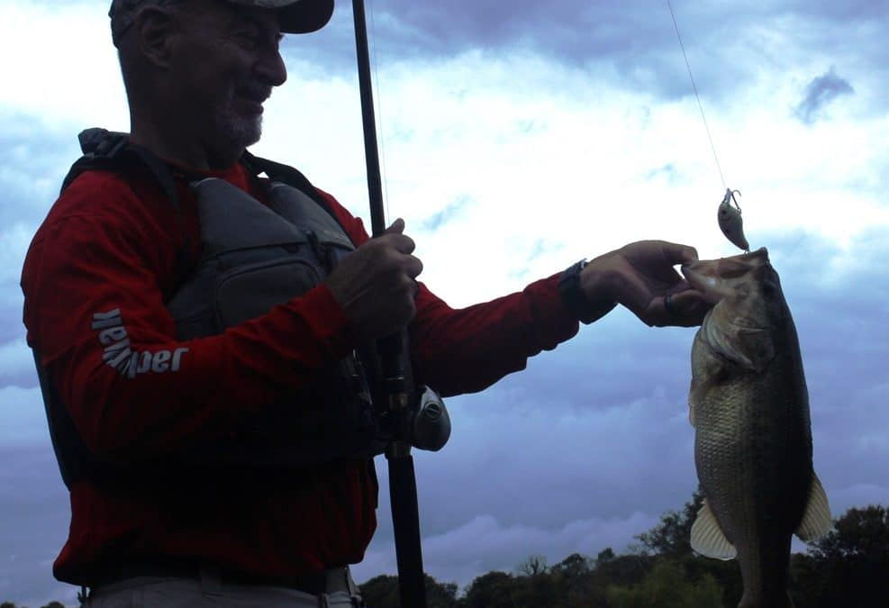 APRIL fools, MAY…. catch Spring bass