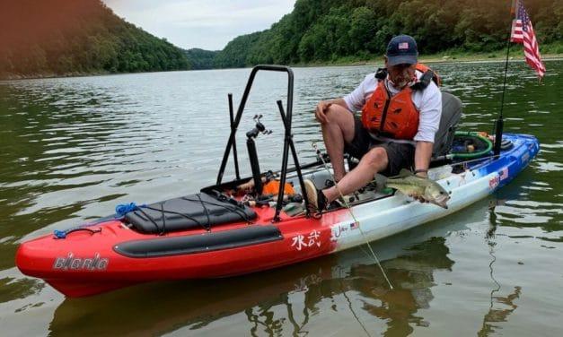 Kayak Fishing | Low Tech Catch