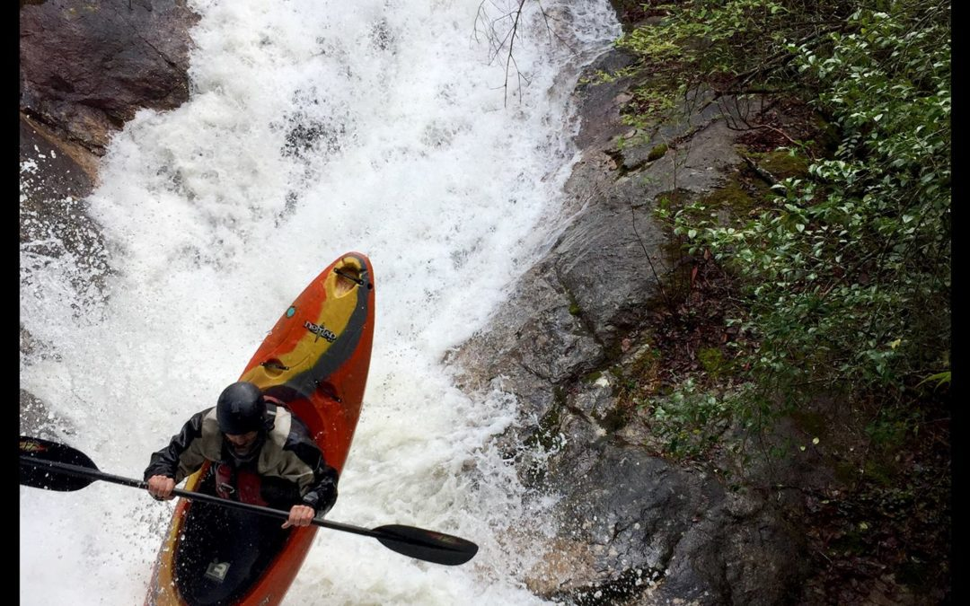 Achieving Local First Descents | Whitewater Creeking