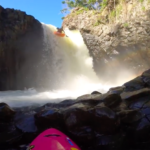 My kind of Hawaii vacation; Wailuku River