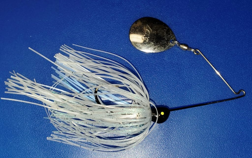 Kayak FIshing Spinnerbait Specifics