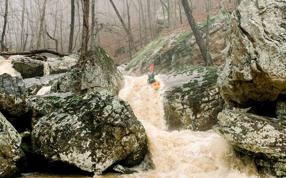 Gulf Creek | Jackson Kayak Creeking
