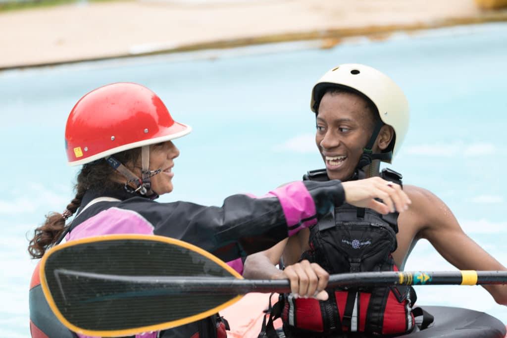 Inner City Kids Kayaking - Increasing Diversity in Paddling