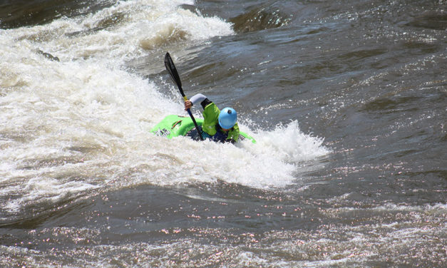 Freestyle Groove | Whitewater Kayaking
