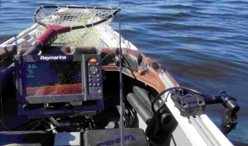 Fish Finder Installation on the Kilroy HD