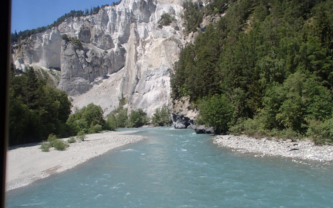 Rheinschlucht – The Grand Canyon of Switzerland