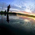 Lights out Kayak Bass Fishing