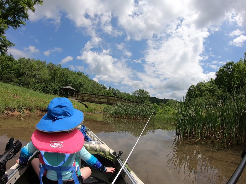 Kilroy was here and still is... | Kayak Fishing