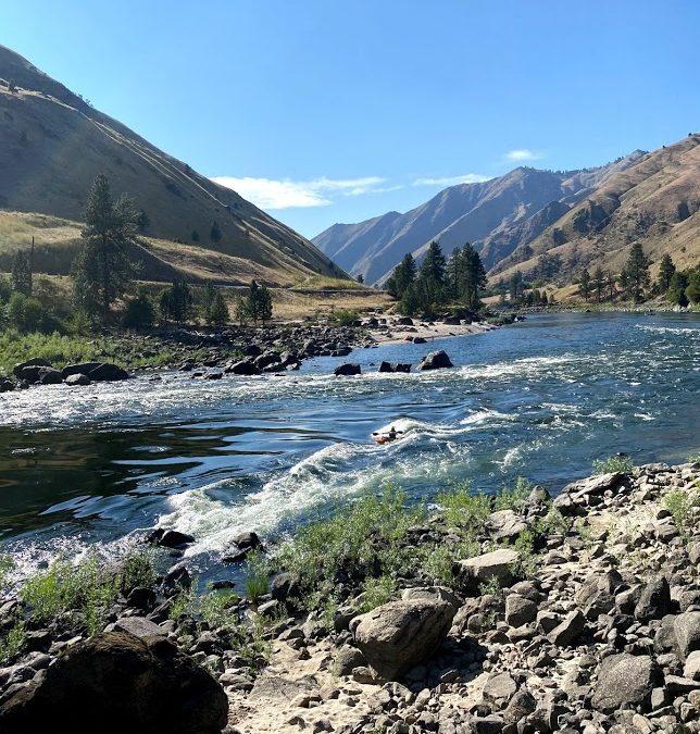 A Salmon River Sonnet