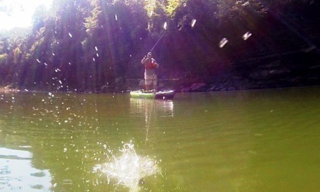 Kayak Fishing | Casting Accuracy