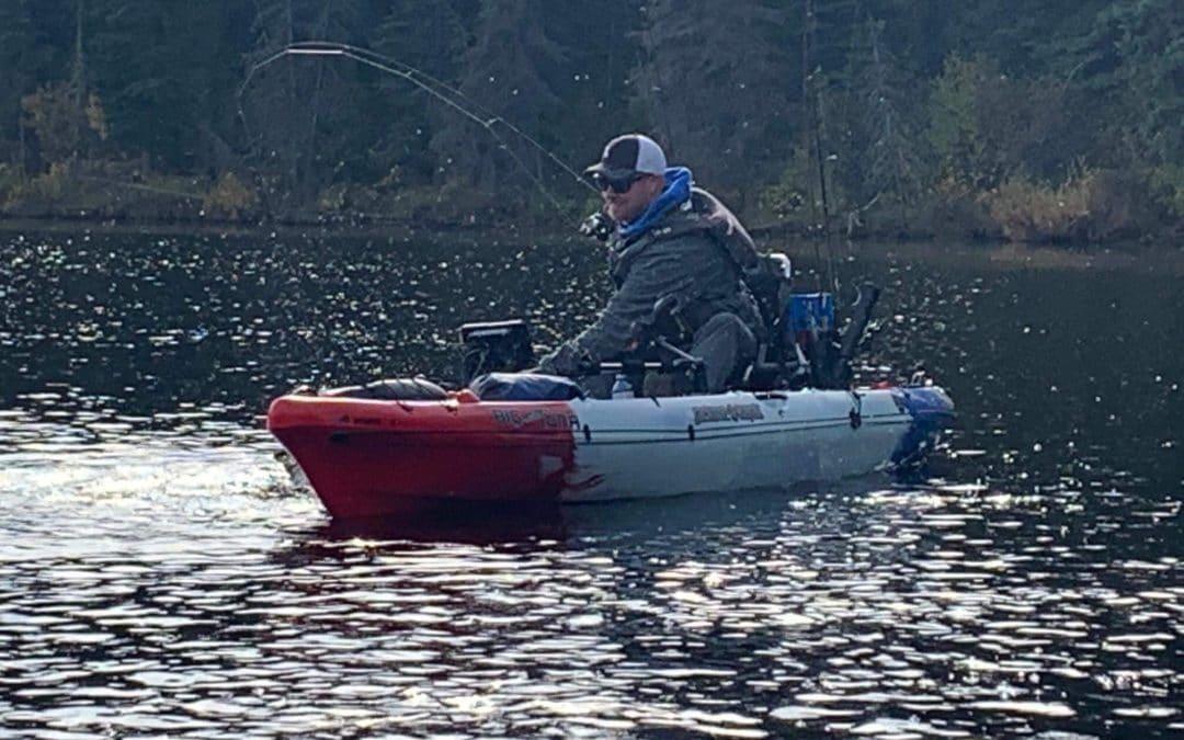 A COVID Angler | Kayak Fishing Canada