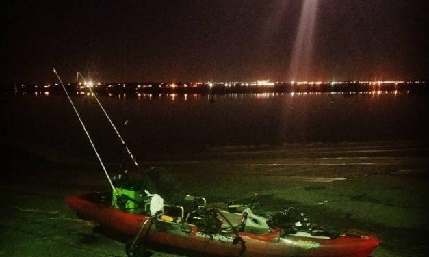 Moon Myths? | Kayak Fishing