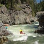 Skookumchuck Creek | Whitewater Kayaking