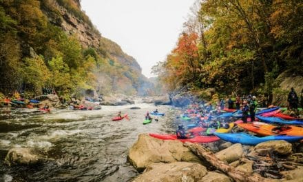 Russel Fork Weekend- Lord of the Fork
