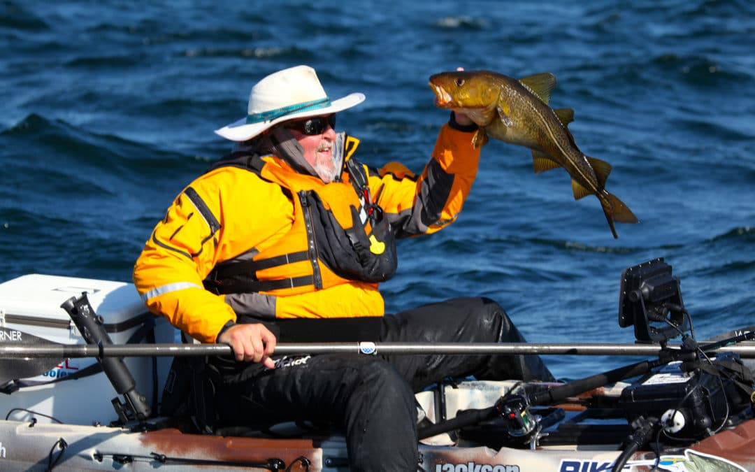 The Kayak Fishing Show Goes to Sweden