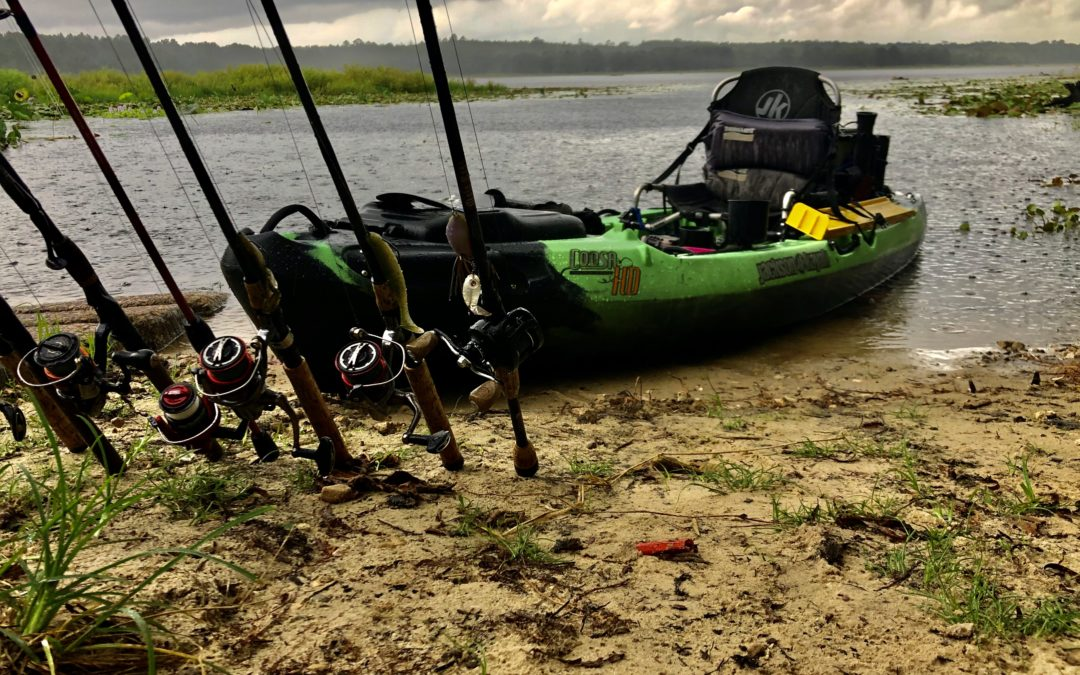 Kayak Fishing | Tips, Tricks, Hacks, DIY and Mods