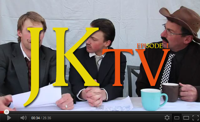 Episode 1 Clips Now up on JKTV Youtube Channel