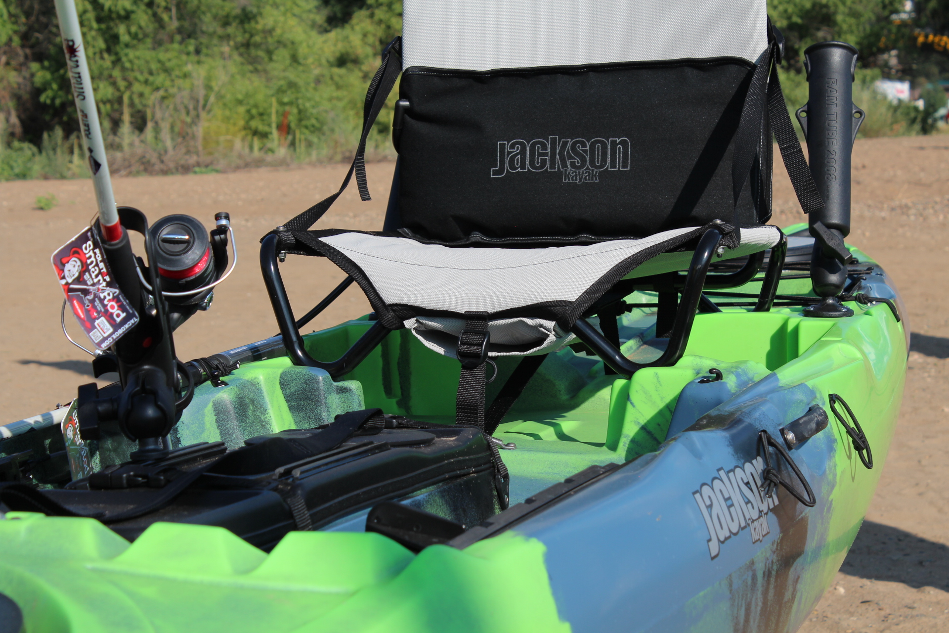 2014 Product Demos at Outdoor Retailer - Jackson Kayak