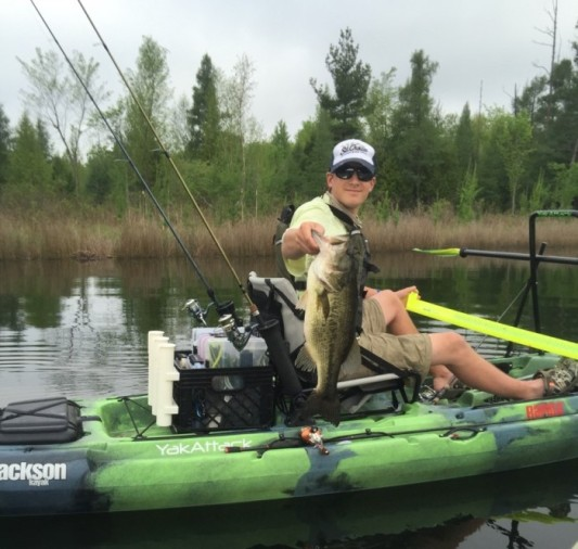 2015 No Mo Charity Kayak Fishing Tournament Jackson Kayak
