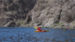 Jackson Kayak Day Trippers on the Colorado River