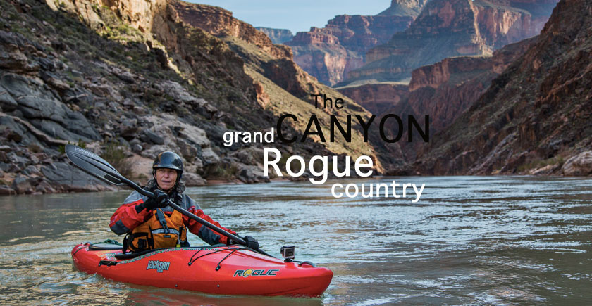 Grand Canyon ... Rogue country
