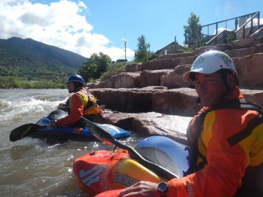 US Freestyle Kayaking Team Trials - Glenwood Springs