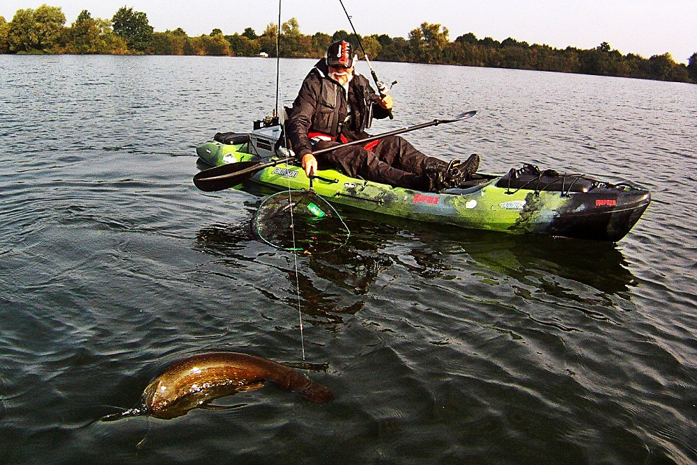 kayak fishing the fountain of youth