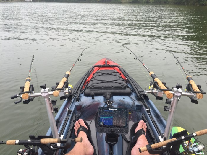 Kayak Crappie Fishing - Jackson Kayak