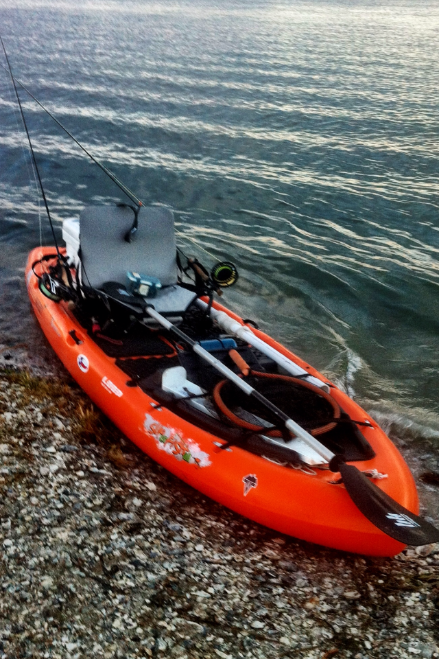 Kayak fly fishing for Fly fishing kayak