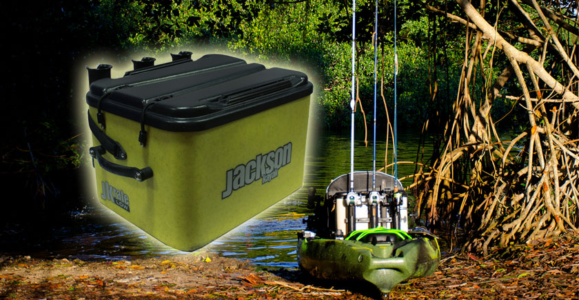JKrate - The Perfect Fishing Companion