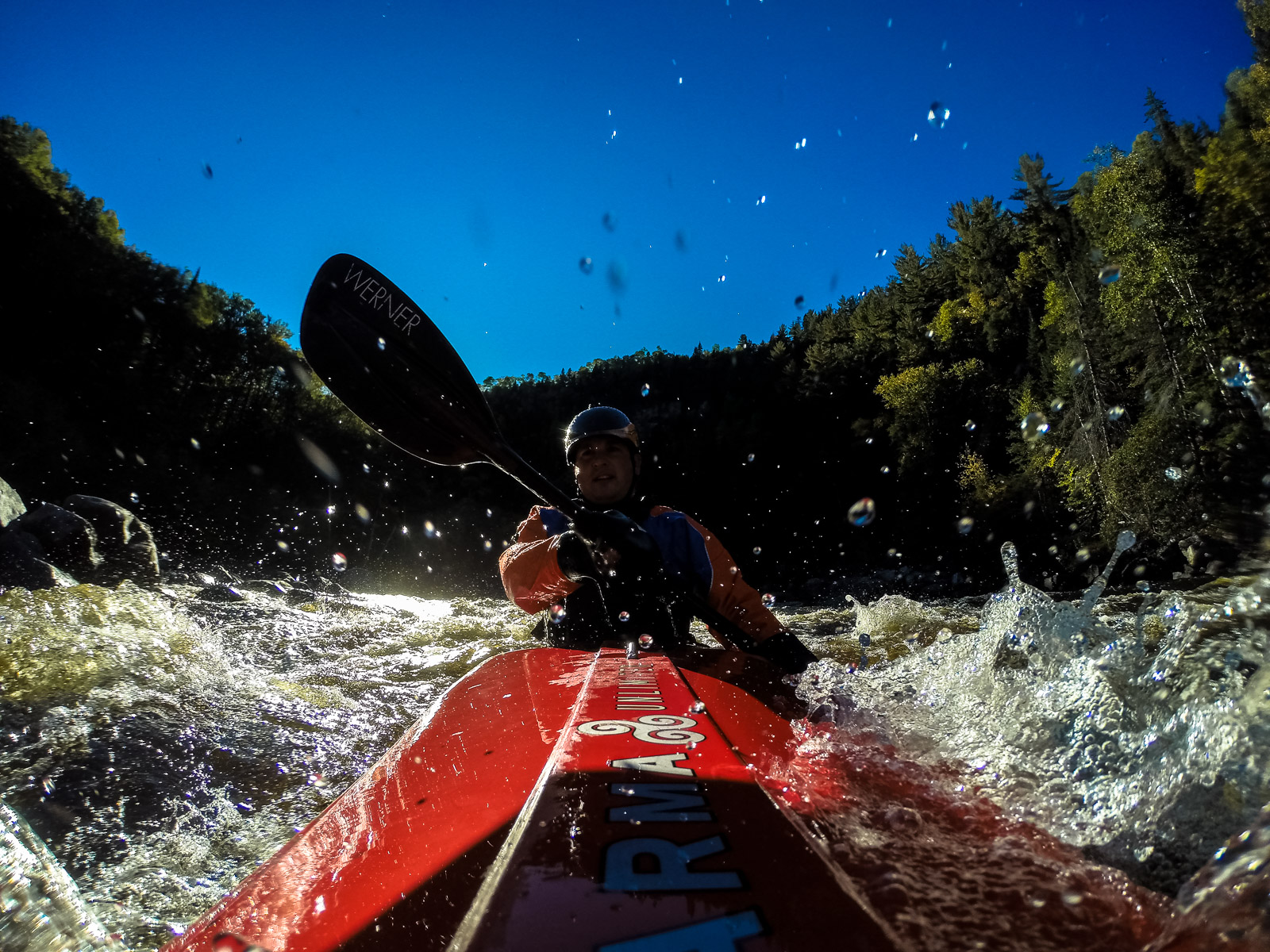 Patrick Levesque Top 25 Whitewater Kayaking Photos Of 2015