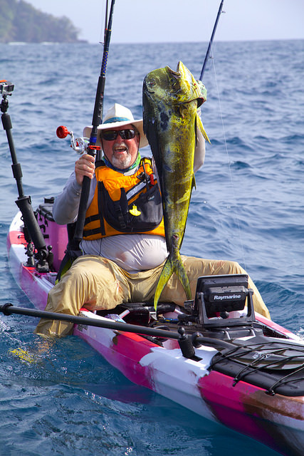 The Kayak Fishing show 2015 review