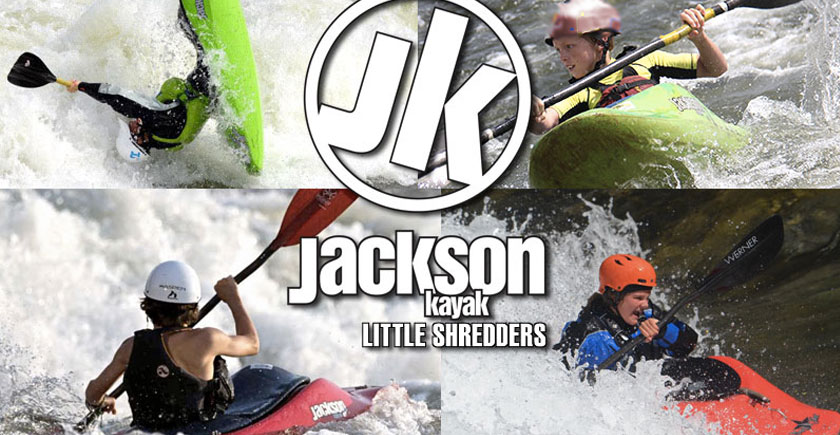 Introducing:  The JK Little Shredders Team!