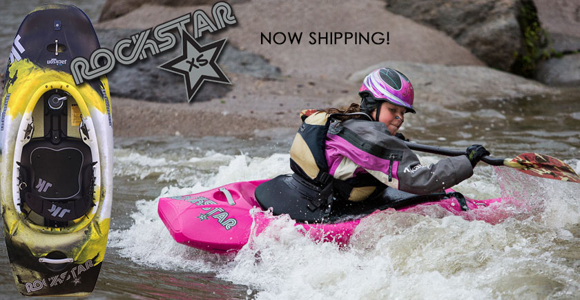 ROCKSTAR XS - Now shipping