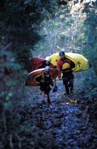 Jackson family Kayaking; Caney Fork Rock... </p>