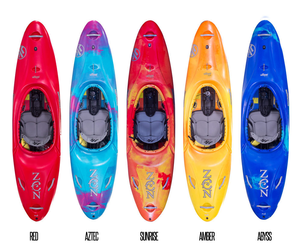 2015 Zen Series Colors