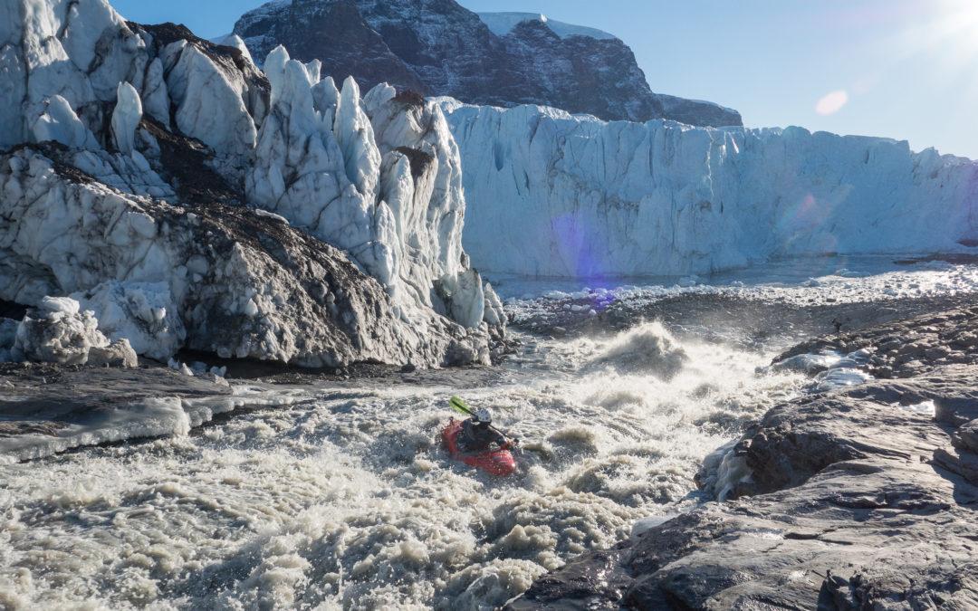 4 First Descents in 2016 Part 2: Greenland Kite kayak Super Trip 5000