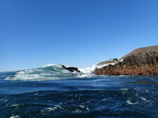 Sight-sea-kayak-ing: Baja Mexico