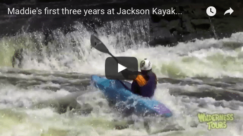 For the Thrill of It – First THREE Years at Jackson Kayak